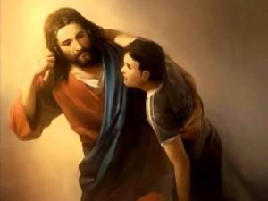leaning on Jesus (2)